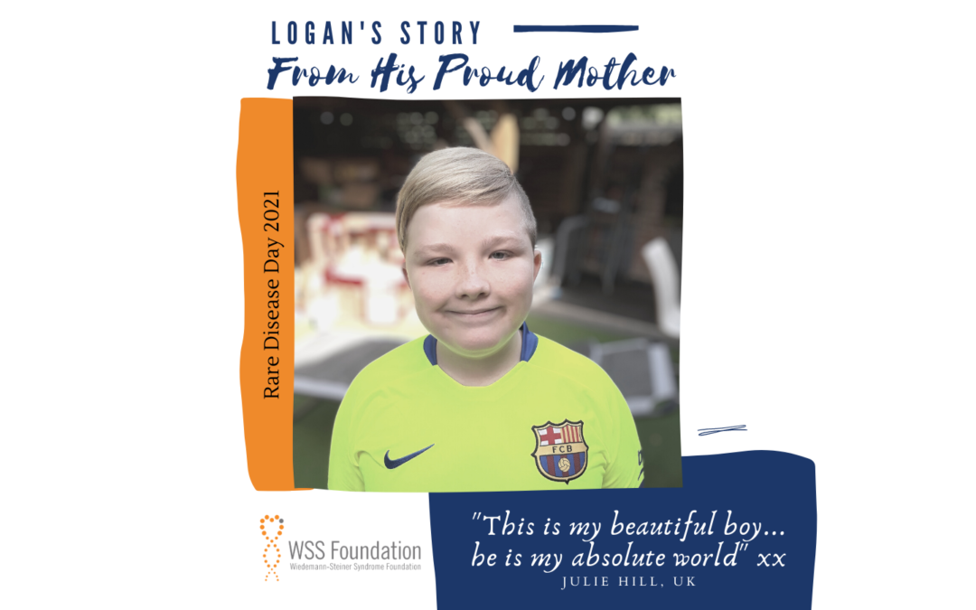 Logan's Story: From his Proud Mother