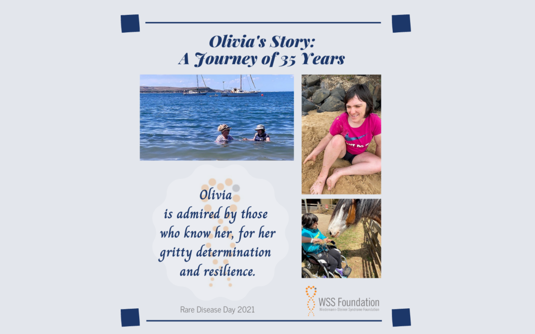 Olivia's Story: A Journey of 35 Years